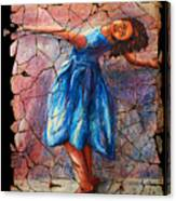 Isadora Duncan - 1 Canvas Print