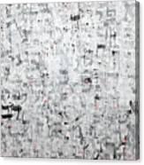 Isaiah 57145814 Yom Kippur 201675 Canvas Print