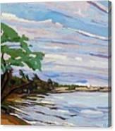 Isaiah's Beach Canvas Print