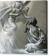 Isaiah's Vision Canvas Print