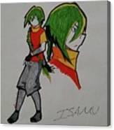 Isamu Canvas Print