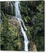 Isla Hoste Waterfall Canvas Print