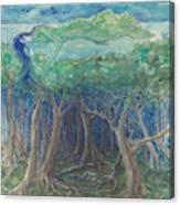 island 8, Dream Lullaby Canvas Print
