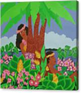 Island Love Canvas Print