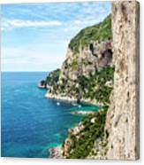Isle Of Capri Canvas Print