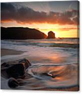 Isle Of Lewis Outer Hebrides Scotland Canvas Print