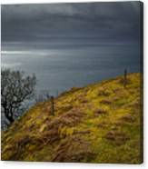 Isle Of Skye Views Canvas Print