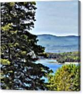 Islesboro View  Canvas Print