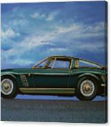 Iso Grifo Gl 1963 Painting Canvas Print