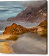 Isolated Cove Canvas Print