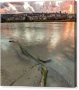 Israel Coast Canvas Print