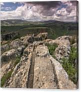 Israel Landscape Canvas Print