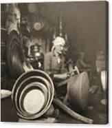 Israel: Metal Workers, 1938 Canvas Print