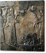 Israelite Submission Canvas Print