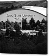 Isu Campus Canvas Print