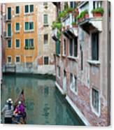 It Must Be Venice Canvas Print