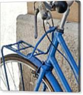Italian Bike Canvas Print