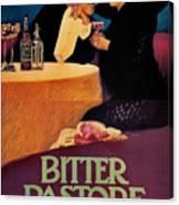 Italian Bitters Ad 1913 Canvas Print