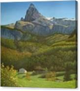 Italian Daydream Canvas Print