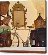 Italian Osteria Canvas Print