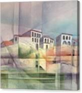 Italian Reflections Canvas Print