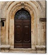 Italy - Door Eighteen Canvas Print