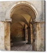 Italy - Door Sixteen Canvas Print