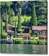 Italy Home Canvas Print