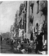 Italy: Naples, C1904 Canvas Print
