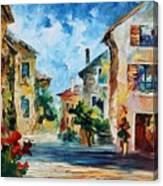 Italy New Canvas Print