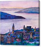 Ithaca Ny Canvas Print