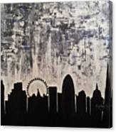It's A London Thing Canvas Print