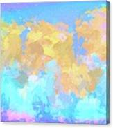 It's A Sunny Day  Canvas Print