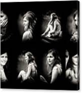 Iuditha Canvas Print