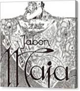 Jabon Canvas Print