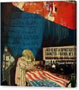 Jack Canvas Print