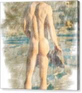Jack B. 3--2 Canvas Print