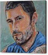 Jack From Lost Canvas Print