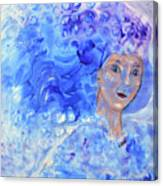Jack Frost's Girl Canvas Print