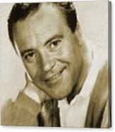 Jack Lemmon, Actor Canvas Print