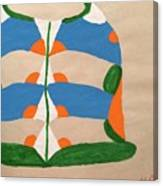 Jacket Canvas Print