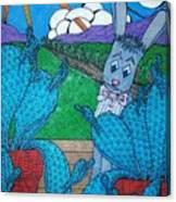 Jackrabbit Stu Canvas Print
