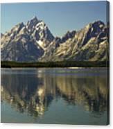 Jackson Lake 2 Canvas Print