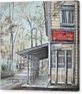 Jackson Springs Canvas Print