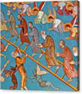 Jacobs Ladder Canvas Print