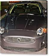 Jaguar Xk No 1 Canvas Print