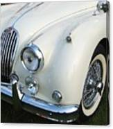 Jaguar Xk150 Canvas Print