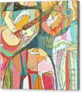Jamaica Regiment Band Canvas Print