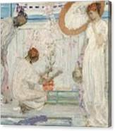 -   James Abbott Mcneill Whistler Canvas Print