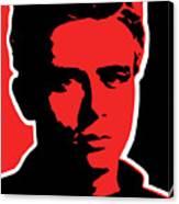 James Dean 009 Canvas Print